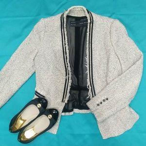 Zara Studded Blazer